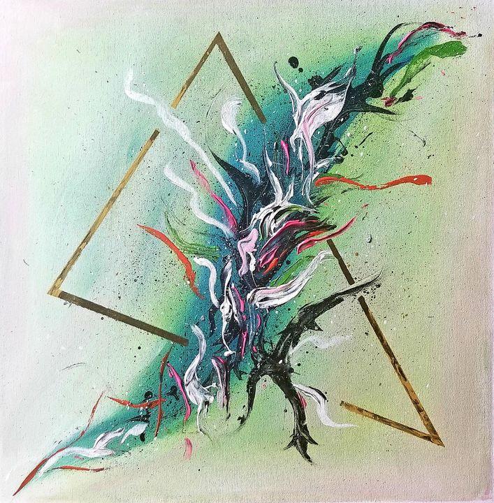Liquid Dreams - Abstract mind