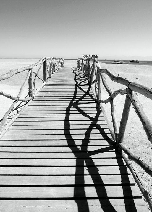 Bridge to paradise - Kat&Kout