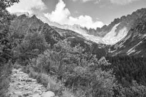 Slovakia mountain landscape