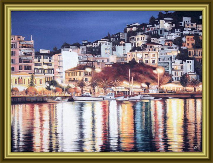 Kavala City in Greece - Valentin Manuelian