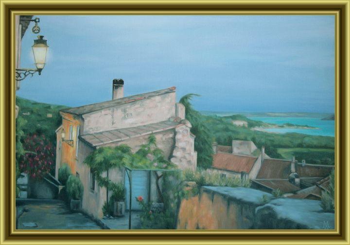 Old House in Miramas-le-Vieux - Valentin Manuelian