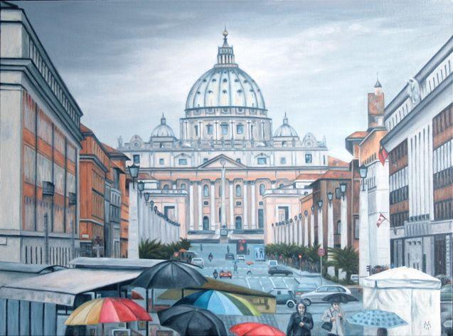 Rome - Valentin Manuelian