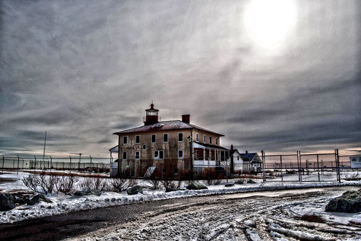 POINT LOOKOUT LIGHTHOUSE, Maryland - JWH Images