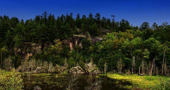 View from Hwy 35 - Su Buehler Photography