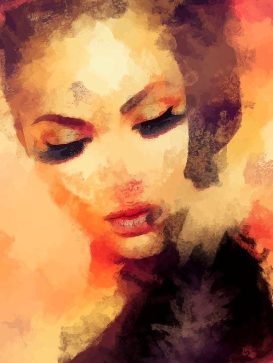 """"""" The Eyes """" - ( Joe Digital & Co ) art.likesyou.org"""