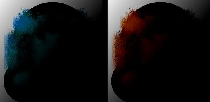 """ Two Tribes "" - ( Joe Digital & Co ) art.likesyou.org"