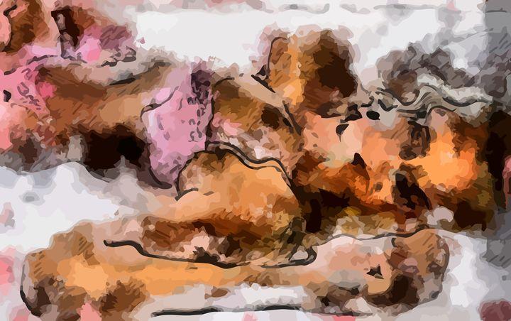 """"""" Sleeping """" - ( Joe Digital & Co ) art.likesyou.org"""
