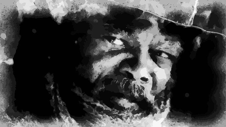 """ Hateful Samuel "" - ( Joe Digital & Co ) art.likesyou.org"