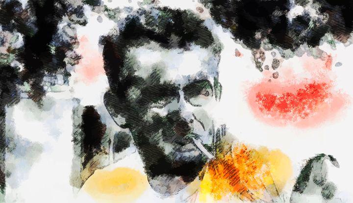 """"""" James Dean """" - ( Joe Digital & Co ) art.likesyou.org"""