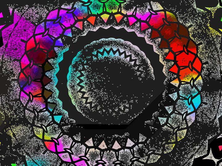""" Raptor "" - ( Joe Digital & Co ) art.likesyou.org"