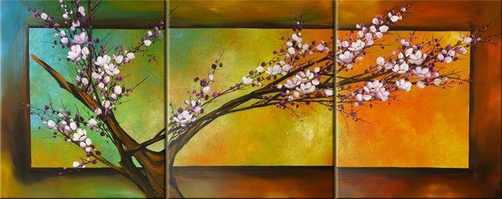 Plum blossom - huartgallery