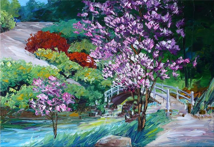 Spring is coming up - huartgallery