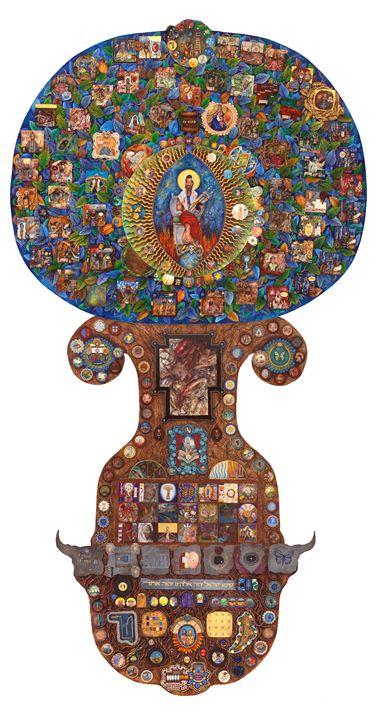 The Nazarene Cipher - Skee Goedhart Fine Art