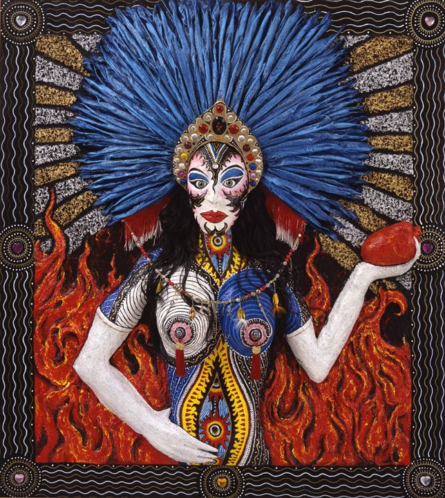 Queen of Hearts - Skee Goedhart Fine Art