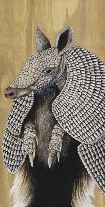 Armadillo - Skee Goedhart Fine Art