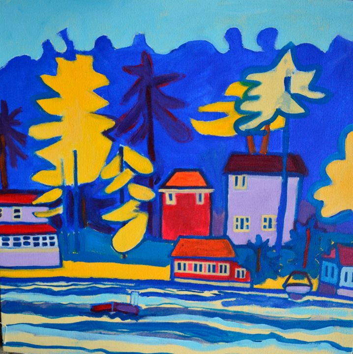 Cottages Across the Pond - Debra Bretton Robinson