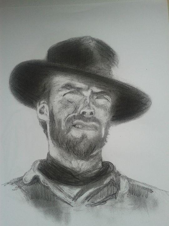 Clint - EASTWESTART.DOOLIN