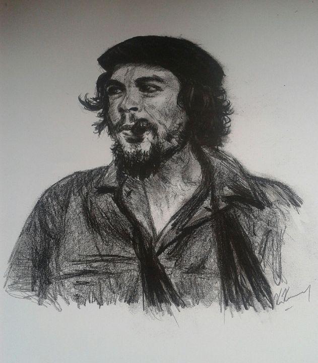 Che Guevara - EASTWESTART.DOOLIN