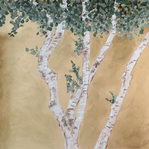 Birch Gold - Originals by Abraham