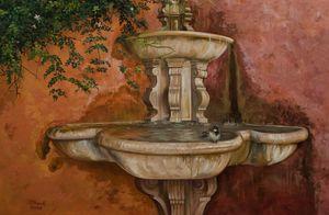 Fountain of Juderia, Seville