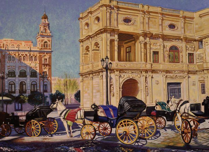 Plaza de San Francisco - Jose Miguel Blanco