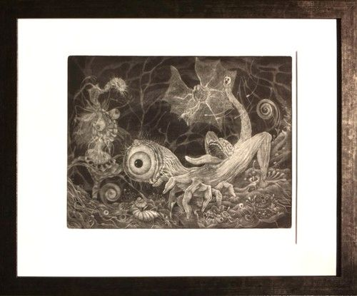 monster-ridden - HIROSHI UEDA
