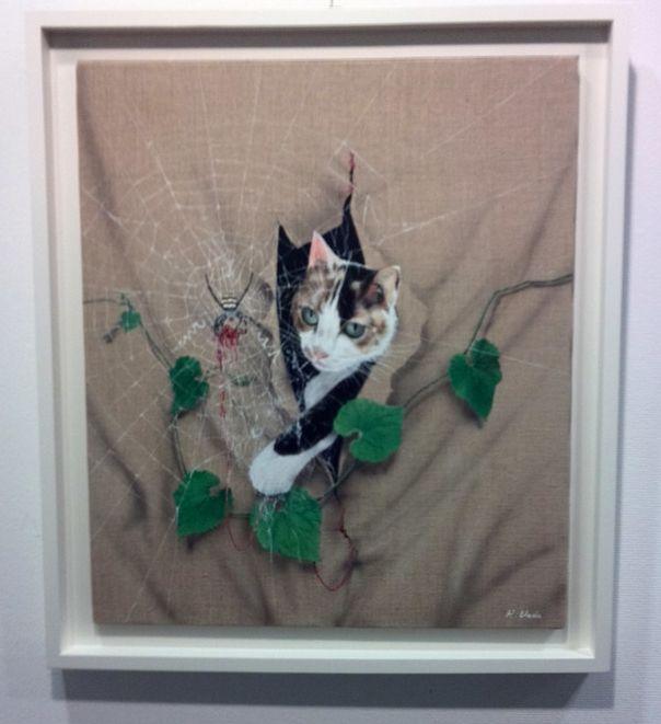 Spider and Cat - HIROSHI UEDA