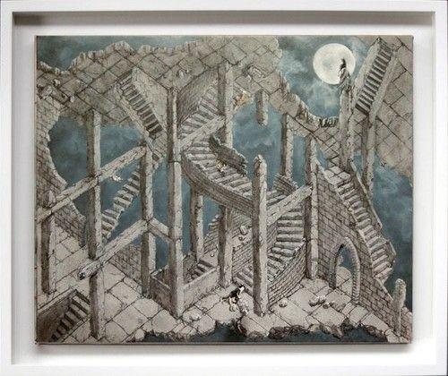 Cat time space - HIROSHI UEDA