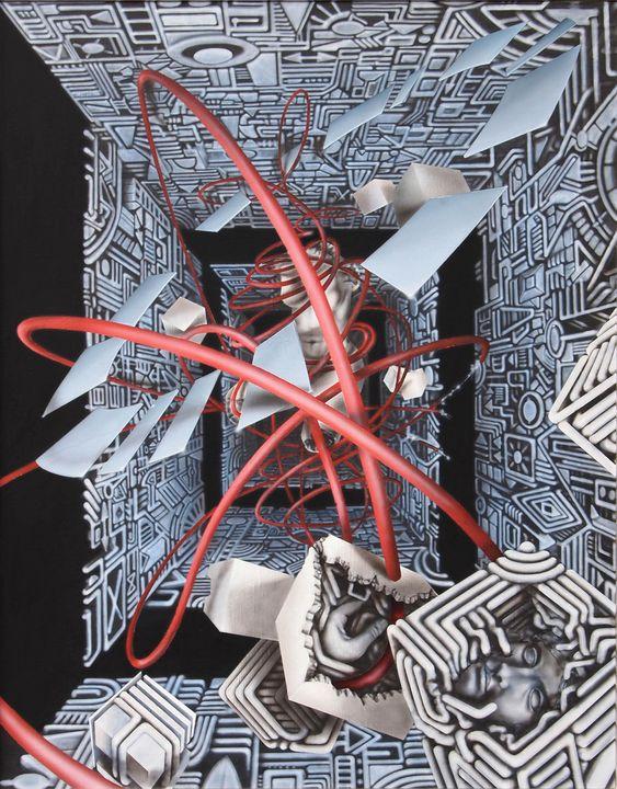 Break down - HIROSHI UEDA
