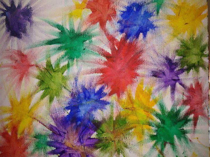 Fireworks - Ken Richards