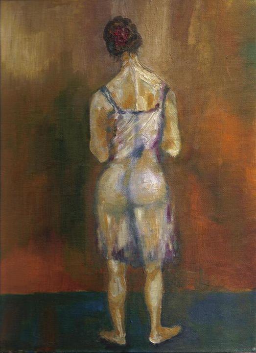 Nightgown - Bojana Dimitrijevic