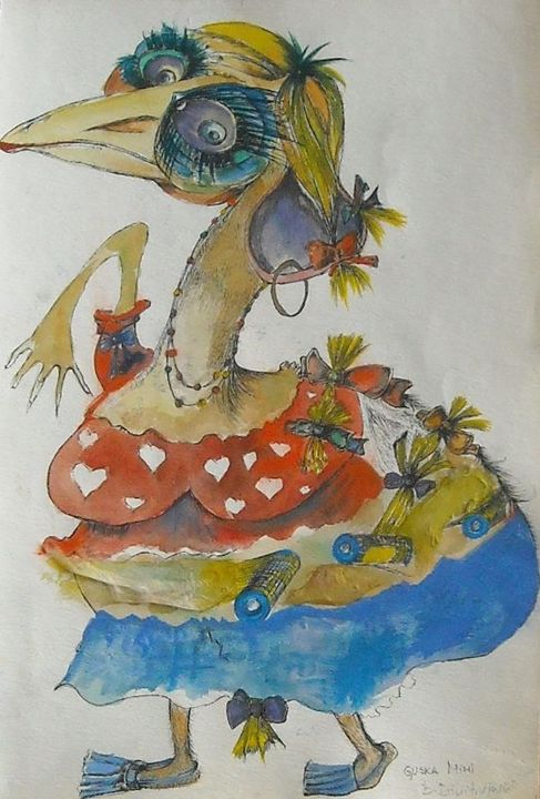 The Goose - Bojana Dimitrijevic