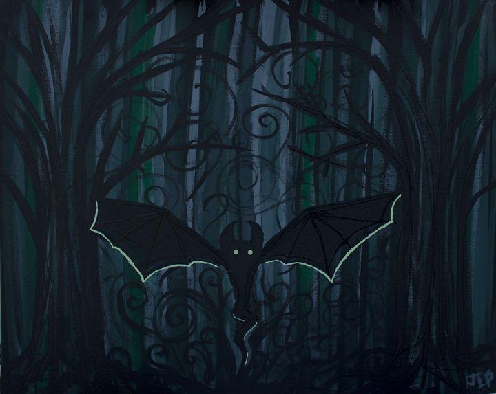 Winged Spirit - Jacqueline Page