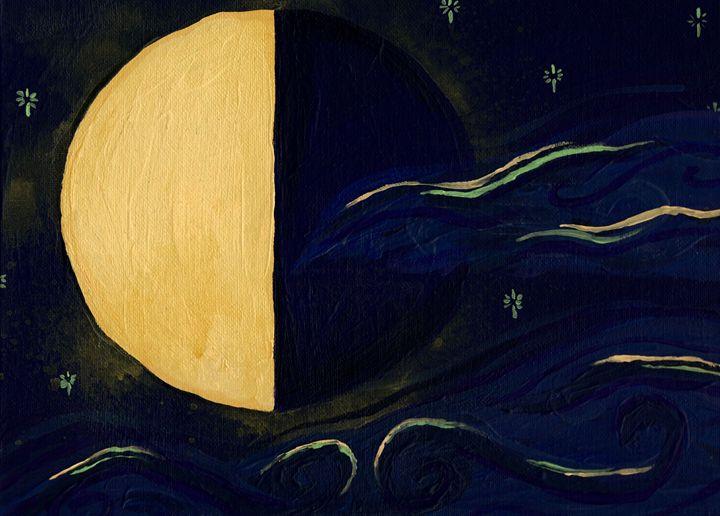 Half Moon - Jacqueline Page