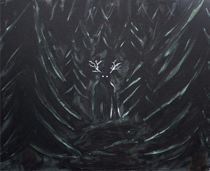 Druid Spirit - Jacqueline Page