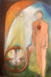 Prayer, 2013. /Modlitwa