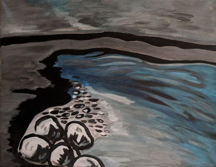 Coast Line - McDaid Art