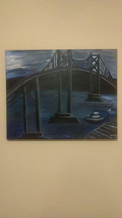 Makay Bridge - McDaid Art