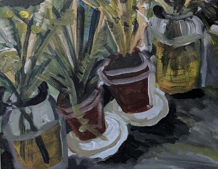 Herbs - McDaid Art