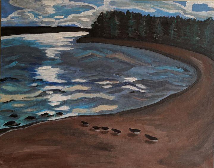 Queens Land - McDaid Art