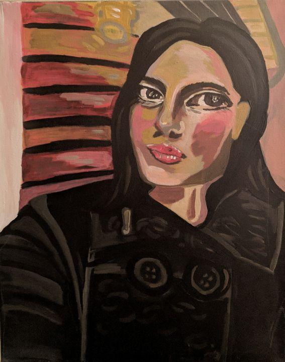 Selfie - McDaid Art