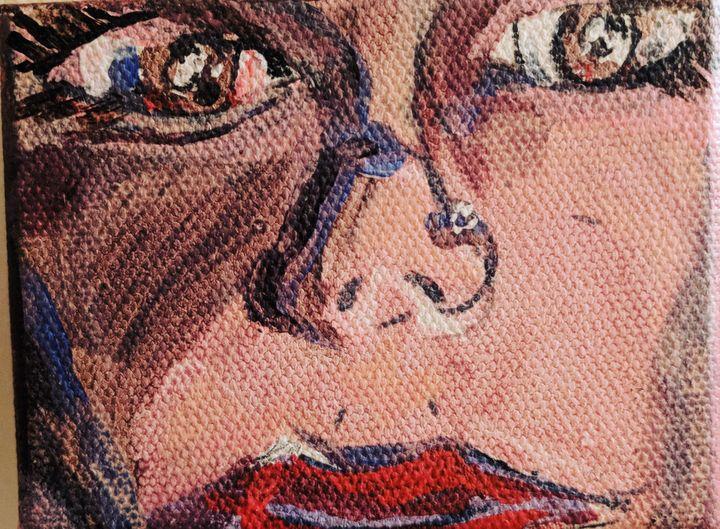 Seflie - McDaid Art