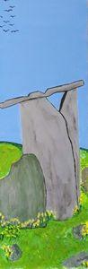 A Dolmen. - Artbypetrina