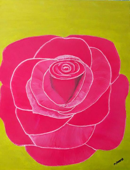 Rose - Artbypetrina