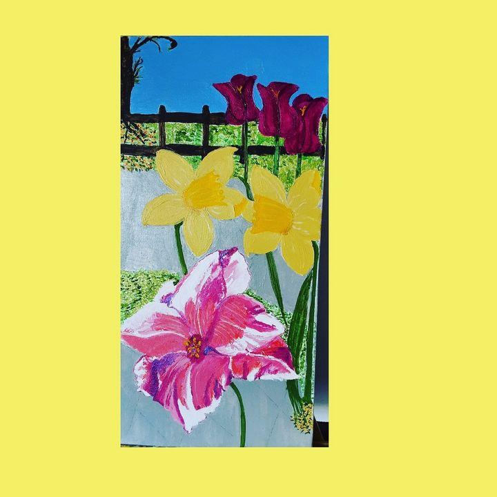 Spring has sprung - Artbypetrina