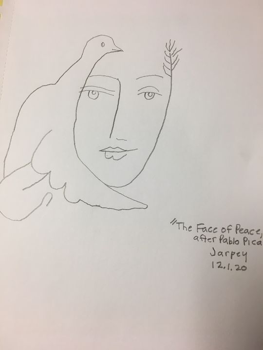 """""""The Face of Peace"""" - Brian's Gallery"""