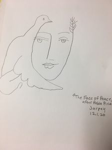 """""""The Face of Peace"""""""