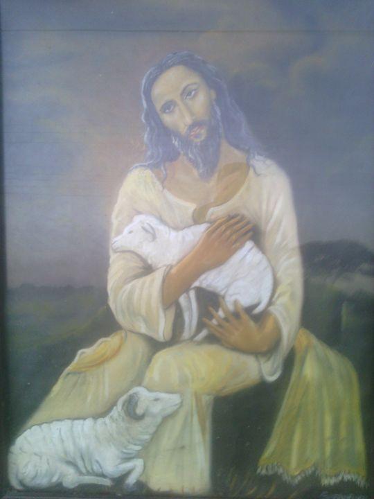 jesus -  Nuwandisanayaka25