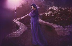 Deep Purple Anniverasy 2 - Art by Arthur Ramsey