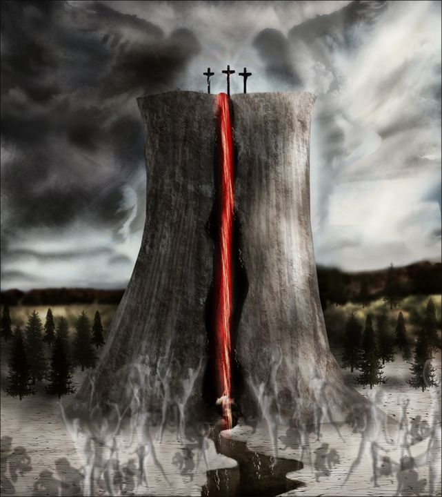 The Devils Tower - Art by Arthur Ramsey